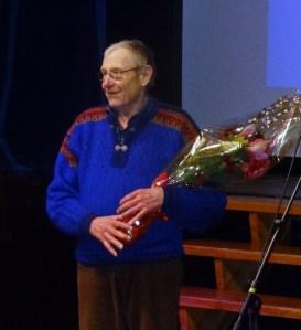 Kulturprisvinner Arne Lofsberg