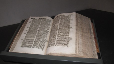 Chr.IVs Bibelutgave fra 1633