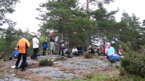 Rast på Hovåsen