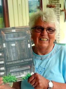 Anny Vesterhagen er født og oppvokst på Heierstad gård.  Foto: Per A. Bergan
